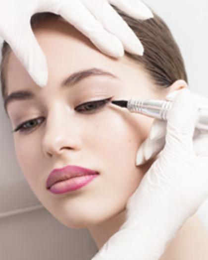 Перманентный макияж в салоне красоты Jadore г.Троицк