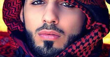 Арабская борода в салоне красоты Jadore