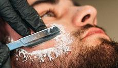 Королевское бритье в салоне красоты Jadore