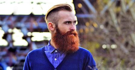 """Борода """"Ирландская"""" в салоне красоты Jadore"""