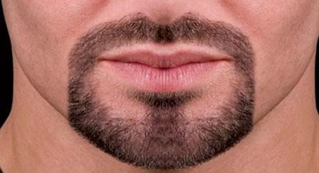 "Борода ""Круглая борода"" в салоне красоты Jadore"