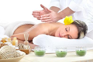 Арома-массаж
